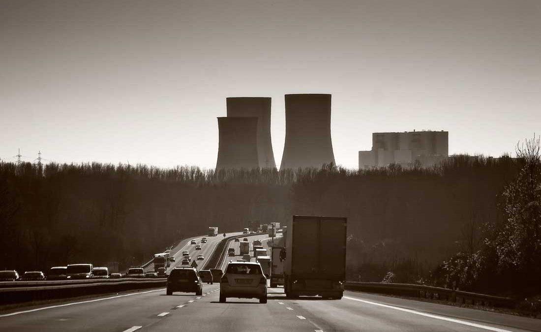 سرفه و آلودگی هوا