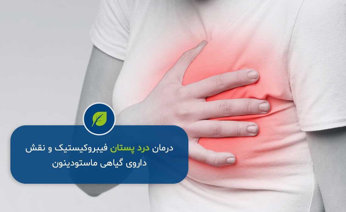 درد پستان و ماستودینون
